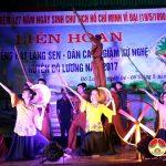 Đô Lương tổ chức liên hoan tiếng hát làng sen dân ca, ví dặm năm 2017