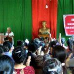 Hội nông dân xã Nam Sơn tổ chức sinh hoạt chuyên đề công tác VSATTP