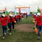 Xã Đặng Sơn khai mạc Đại hội TDTT lần thứ 8 năm 2017