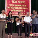 Thị Trấn Đô Lương: Tổng kết 5 năm phong trào thi đua yêu nước trong đồng bào công giáo