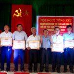 UBMTTQ xã Trù Sơn tổ chức hội nghị tổng kết phong trào thi đua yêu nước trong đồng bào công giáo