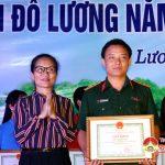 Đô Lương bế mạc lễ hội làng sen dân ca ví dặm năm 2017
