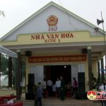 Xóm 1, xã Nam Sơn tổ chức lễ khánh thành nhà văn hóa