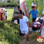 Đô Lương xảy ra tai nạn giao thông