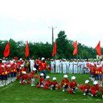 Xã Thuận Sơn khai mạc Đại hội TDTT lần thứ 8 năm 2017