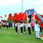 Xã Hiến Sơn khai mạc đại hội TDTT lần thứ 8 năm 2017
