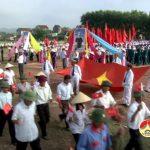 Quang Sơn tổ chức đại hội thể dục thể thao lần thứ 8 năm 2017