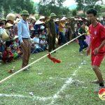Xã Nhân Sơn khai mạc Đại hội Thể dục – Thể thao