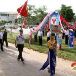 Thị trấn Đô Lương khai mạc Đại hội TDTT lần thứ 8 năm 2017