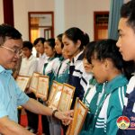 Đô Lương: Tuyên dương, khen thưởng học sinh giỏi và giáo viên có thành tích bồi dưỡng học sinh giỏi năm học 2016 – 2017