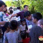 Đô Lương quan tâm chăm sóc trẻ em có hoàn cảnh đặc biệt khó khăn.