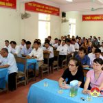 Trường trung cấp nghề Kinh tế – Kỹ thuật Đô Lương khai giảng 3 lớp tin học văn phòng.