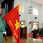 Lãnh đạo huyện Đô Lương dự lễ tuyên thệ chiến sỹ mới tại lữ đoàn tăng thiết giáp 206.