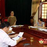 Đô Lương triển khai các hoạt động kỷ niệm 70 năm ngày Thương binh Liệt sỹ 27/7.