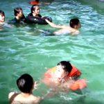 Bể bơi tư nhân – mô hình cần nhân rộng ở Đô lương