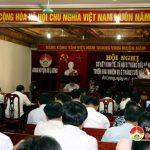 UBND huyện tổ chức hội nghị sơ kết nhiệm vụ 6 tháng đầu năm triển khai nhiệm vụ 6 tháng cuối năm