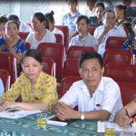 Đại biểu HĐND tỉnh tiếp xúc cử tri xã Yên Sơn.