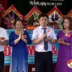 Công Đoàn Thị Trấn Đô Lương Đại hội lần thứ V nhiệm kì 2017 – 2022.