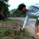 Các hố cáp quang viễn thông gây tai nạn giao thông