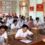LĐLĐ huyện sơ kết nhiệm vụ 6 tháng đầu năm 2017