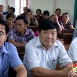 Hội Nông Dân Đô Lương: Tập huấn nghiệp vụ công tác Hội năm 2017.