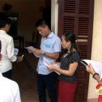 Đô Lương 2.200 thí sinh tham gia kỳ thi Quốc gia THPT năm 2017