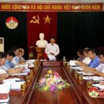 Thường trực HĐND huyện tổ chức hội nghị tổng hợp ý kiến của cử tri