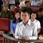 Tòa án nhân dân huyện xét xử lưu động vụ án đánh bạc tại xã Tràng Sơn