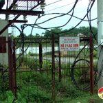 Trạm biến áp xóm 2 xã Lạc Sơn tiềm ẩn nhiều nguy cơ tai nạn về điện