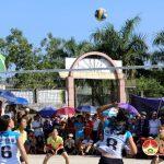 Đô Lương tổ chức giải bóng chuyền nữ năm 2017