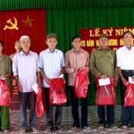 Bồi Sơn kỉ niệm 70 năm ngày thương binh liệt sỹ