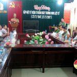 Công an huyện Đô Lương tổ chức tọa đàm gặp mặt  kỷ niệm 70 năm ngày thương binh liệt sỹ