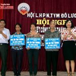 Hội LHPN huyện Đô Lương: Sơ kết công tác Hội – Hoạt động TYM 6 tháng đầu năm 2017
