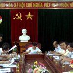 UBND huyện Đô Lương tổ chức hội nghị thường kì tháng 7