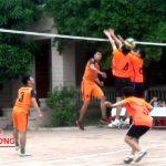Công an huyện Đô Lương tổ chức giao lưu bóng chuyền kỷ niệm ngày truyền thống lực lượng Cảnh sát nhân dân Việt Nam