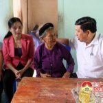 Huyện ủy Đô Lương: Thực hiện tốt chế độ chính sách cho cán bộ, Đảng viên, người có công Cách Mạng