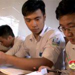 Bùi Văn Bảo nghị lực vượt khó dành á khoa trường THPT Đô Lương 1
