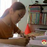 Nữ sinh nghèo ở Đô Lương đậu điểm cao trường học viện kỹ thuật quân sự