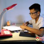 Em Nguyễn Văn Thái đạt 29,75 điểm khối A trong kỳ thi THPT Quốc gia