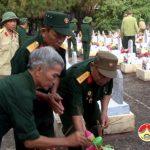 Hội chiến sỹ thành cổ Quảng Trị thăm lại chiến trường xưa