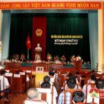 Đô Lương khai mạc kỳ họp HĐND huyện lần thứ 4 khoá XIX.
