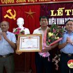 Đô Lương tổ chức lễ truy tặngdanh hiệu vinh dự Nhà nước Bà mẹ Việt Nam anh hùng