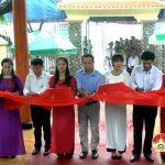 Xã Nam Sơn mít tinh kỉ niệm 70 năm ngày thương binh liệt sỹ và khánh thành nhà bia tưởng niệm