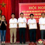 Huyện uỷ Đô Lương tổ chức tổng kết 5 năm thực hiện Nghị quyết số 21