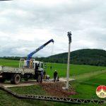Điện lực Đô Lương tập trung khắc phục sự cố sau cơn bão số 2