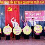 Xã Thuận Sơn tổ chức hội thi khu dân cư nói không với sản xuất thực phẩm bẩn