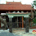 Xã Nam Sơn đầu tư tu sửa, tôn tạo nhà bia tưởng niệm