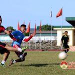 Chung kết giải bóng đá Đại hội TDTT huyện Đô Lương lần thứ VIII năm 2017