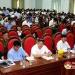 Huyện uỷ Đô Lương tổ chức hội nghị triển khai Nghị quyết lần thứ 5, BCH Trung ương Đảng khoá XII.