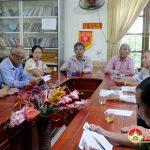 CLB thơ Đô Lương tổ chức sinh hoạt thơ với chủ đề: Mùa thu cách mạng